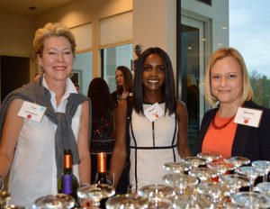 Women at a Great Girls Network event