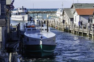 Fishtown is a historic district in Leland. Worth a visit when you're in Michigan