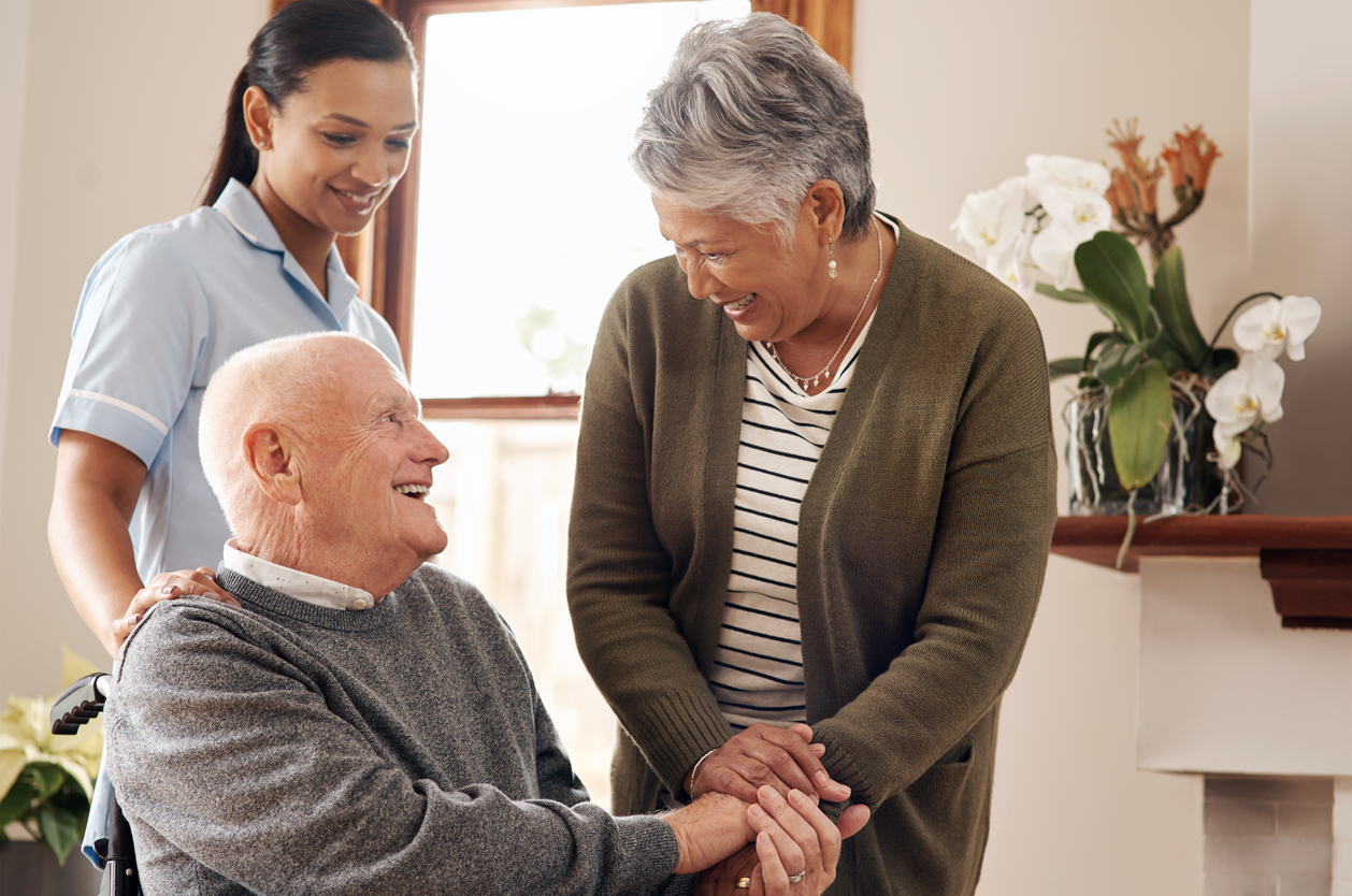 Caregiving for a loved one with dementia