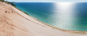 A visit to Michigan should include the national lakeshore