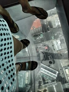 Are you afraid of heights? Would you face your fear at the Shard London?