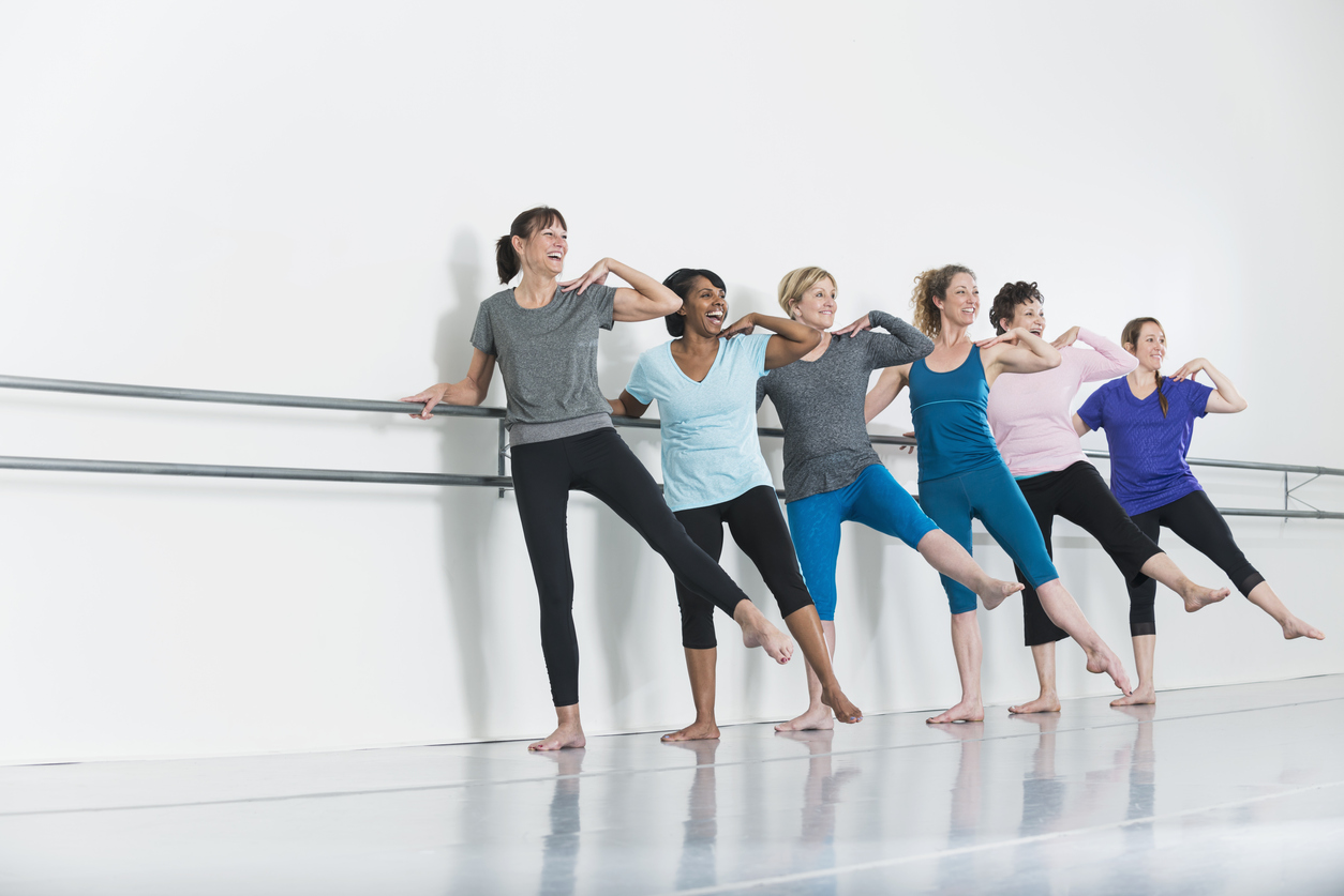 Jazz dancing at the local recreation center sparked joy for author Jo Howell.