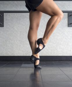 Jazz dancing isn't just about the hands, your legs can have attitude, too.