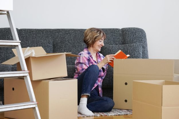 7 things widows should consider if they're thinking of moving