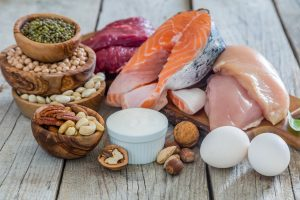 get enough Protein in your diet