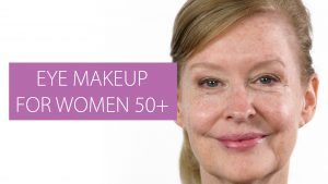natural eye makeup for women over 50