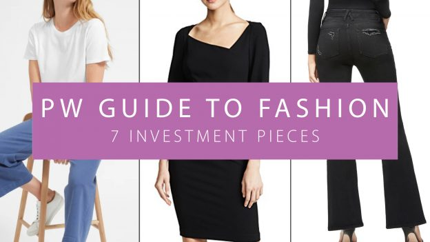 Are you investing in yourself and your style? Check out our guide to investment clothing!