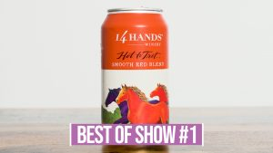 Prime women favorite Wine of the Day - 14 hands hot to trot