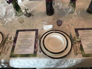 Hosting a Dinner Party with Wine Pairing