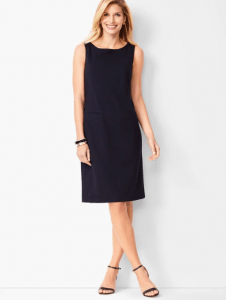A little black dress will be a piece of investment clothing you can truly wear anywhere.