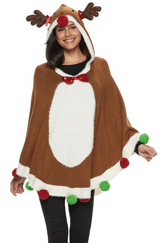 what to wear on christmas: ugly christmas sweaters