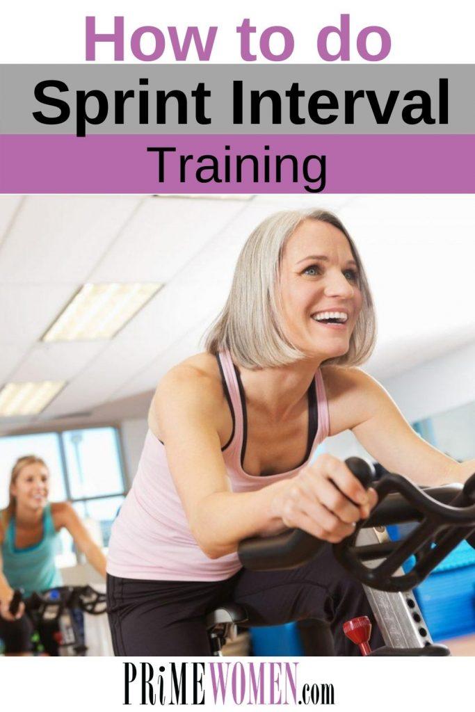 How to do Sprint Interval training