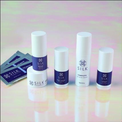Silk Therapeutics skincare challenge steps