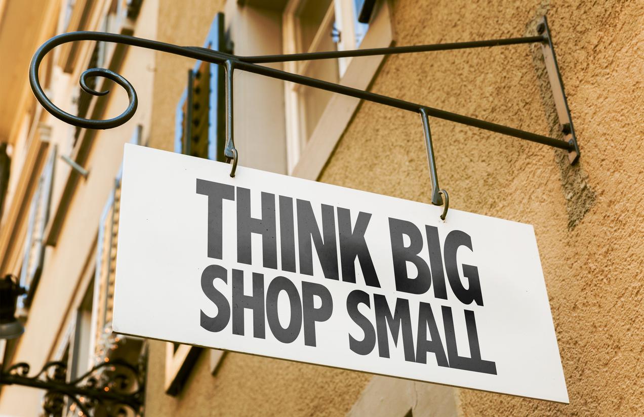 Shop Small this Holiday Season