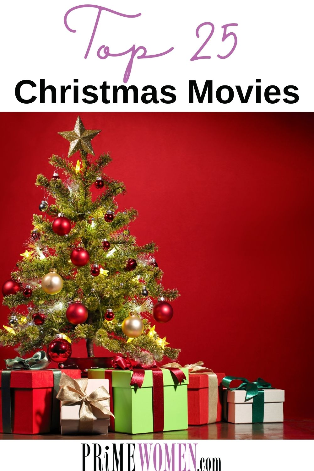 Top 25 Christmas Movies