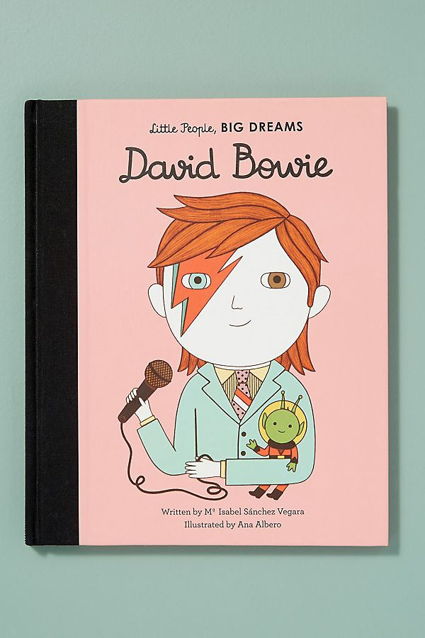 book lover gifts: David Bowie