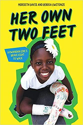 book lover gifts: Her Own Two Feet