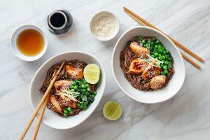 golden noodle bowl recipe