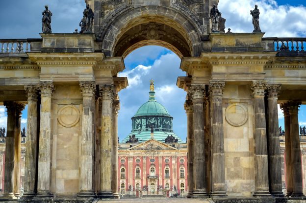 Fall is the best time to visit Potsdam
