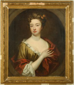 """Paintings and portraits were used to spread a certain """"image"""" of monarchs of yore."""