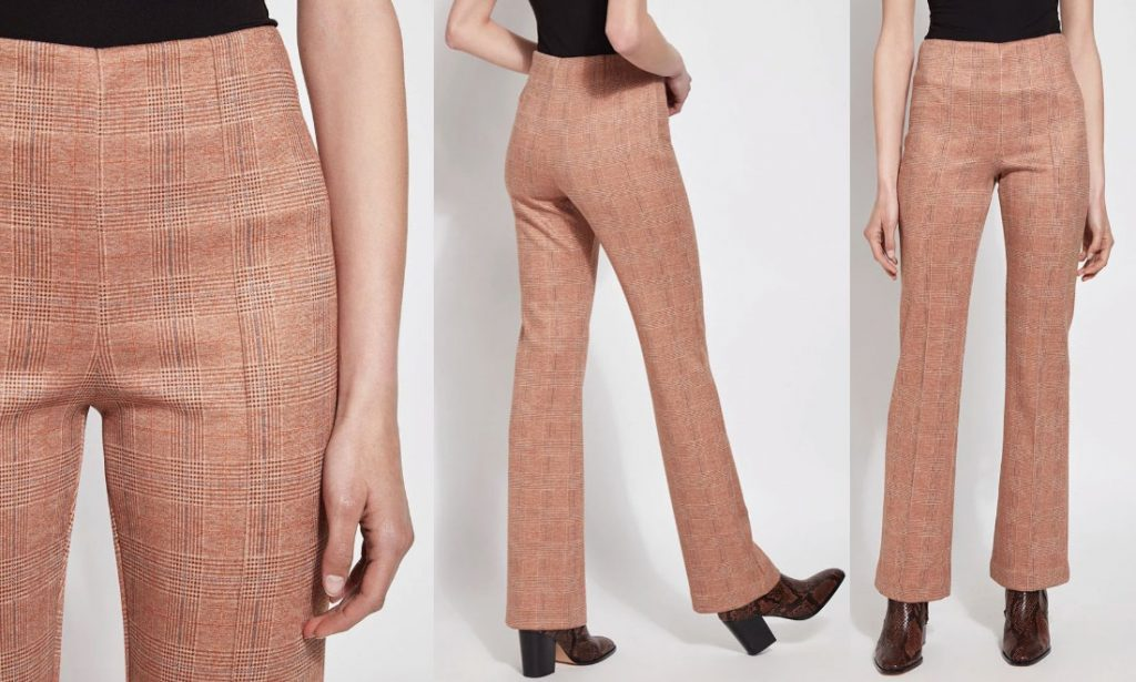 Lysee Pull On Dress Pants