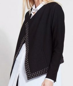 Lysee Studded Graham Jacket