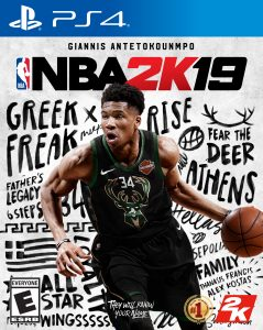 NBA2k for teenage boys