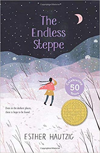 book lover gifts: The Endless Steppe