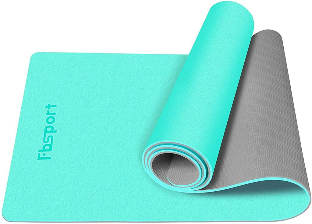 FBSPORT Yoga Mat Fitness Exercise Mat