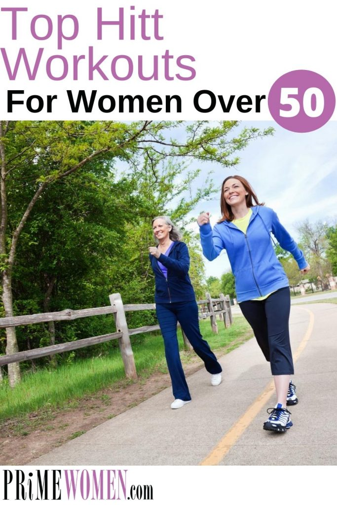 Top Hiit Workouts for women over 50