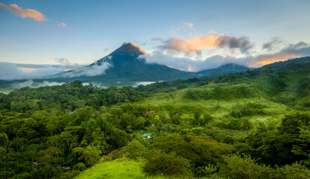 best places to travel 2020: Costa Rica
