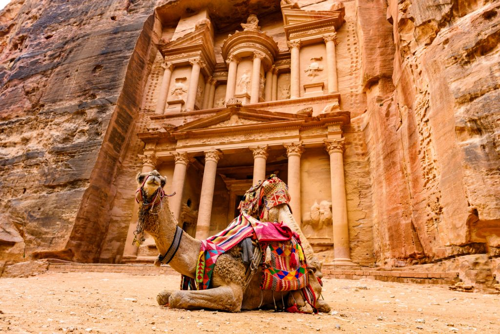 best places to travel 2020: Petra, Jordan