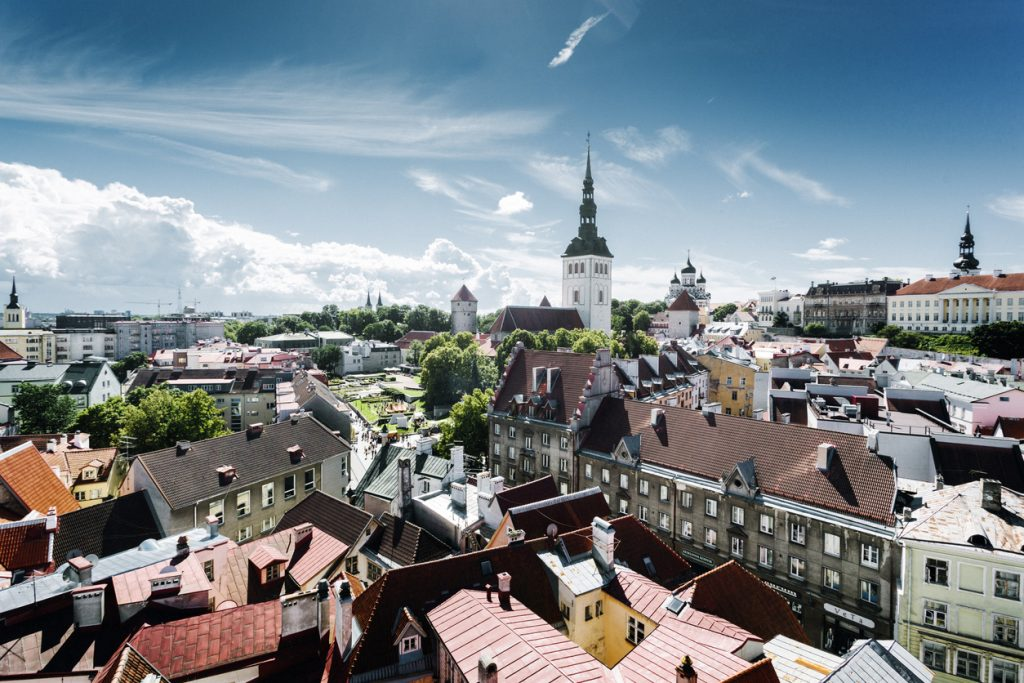 best places to travel 2020: Estonia