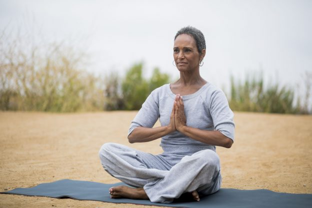 yoga or meditation