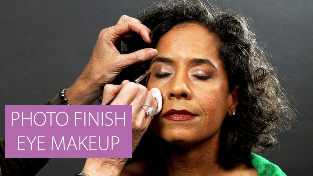 Makeup for photography or photo shoots for women over 50