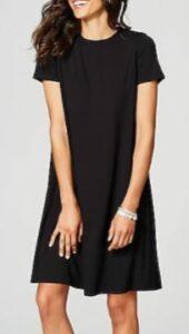 J Jill Wearever Perfect T-Shirt DressJ Jill Wearever Perfect T-Shirt Dress