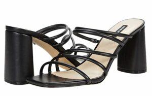 Nine West Girlie in a summer black wardrobe