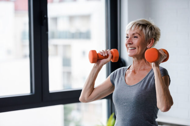 5-Minutes of Strength Training