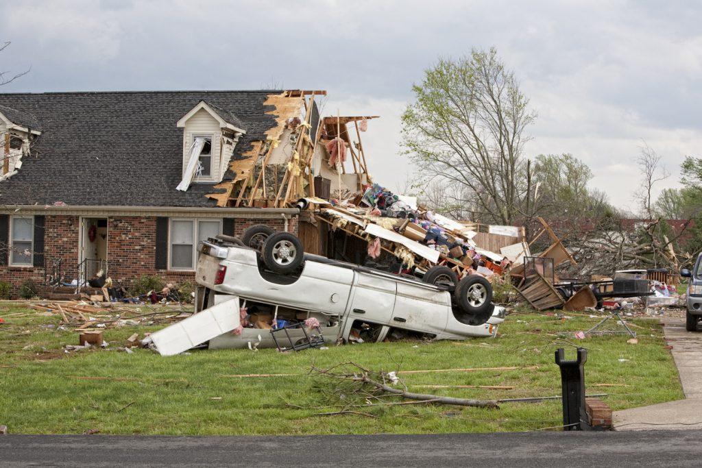 homeowner's insurance after a tornado