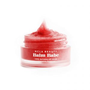 NCLA Beauty Balm Red Rose Lip Balm, $16
