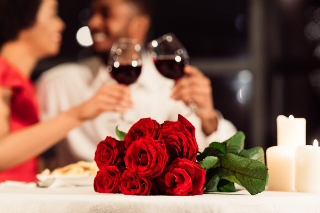 3 Outfits and Dates to Inspire Valentine's Romance