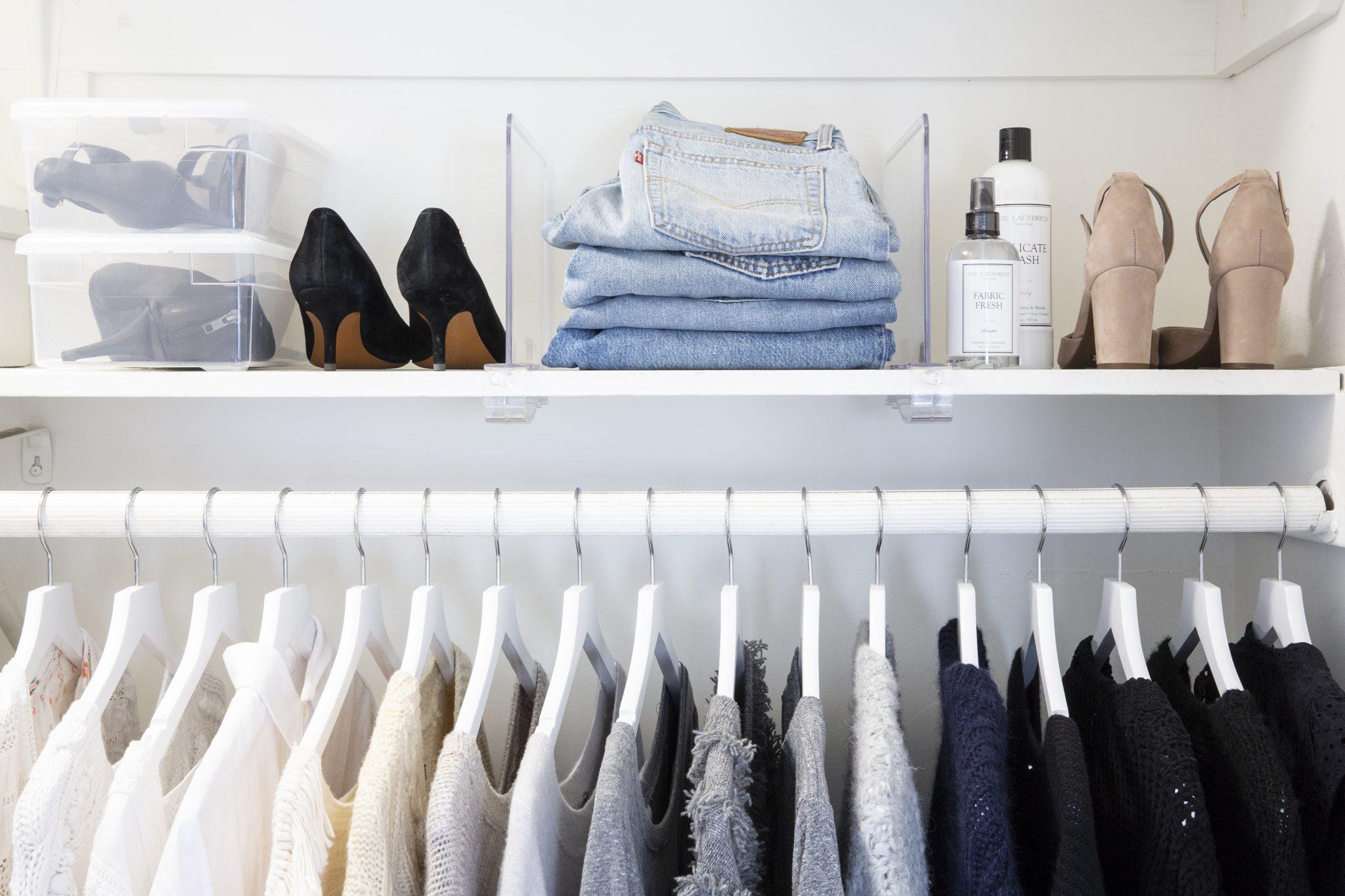 Laundress Styled Closet