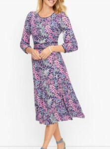 Floral Garden Dress, $149