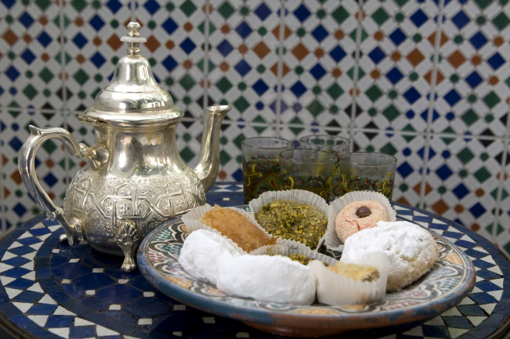 Morocco Tea