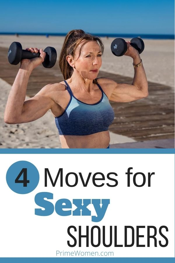4 workout moves for achieving sexy shoulders