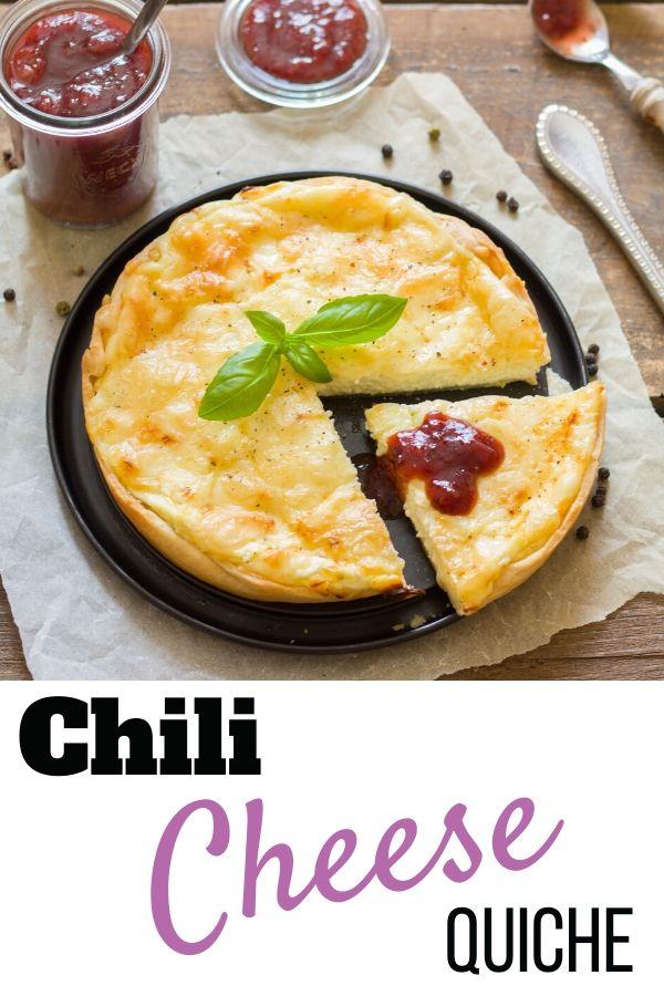 Chili Cheese Quiche Recipe
