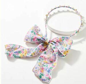 Embellished Bow Headband