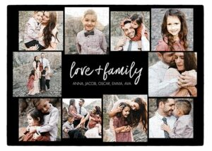 Love And Family Puzzle