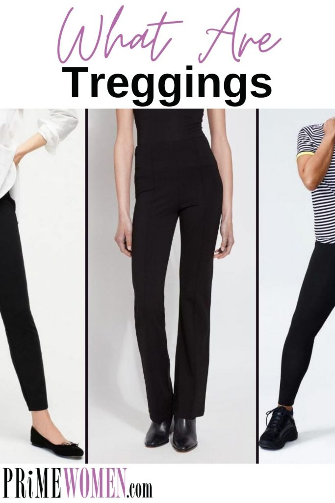 What are Treggings