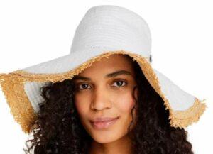 Gros Grain Gardener Hat